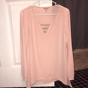 Juicy Couture flowy top